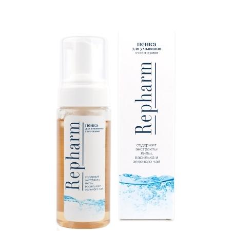 Repharm Peptide Face Cleanser Foam