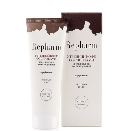 Repharm Daily Moisturising Morning Coffee Cream