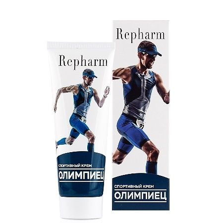 Repharm Olympian Calcium-Based Muscle Cream