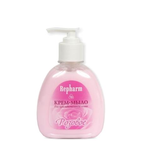 Repharm Rose Cream Soap for Sensitive Skin