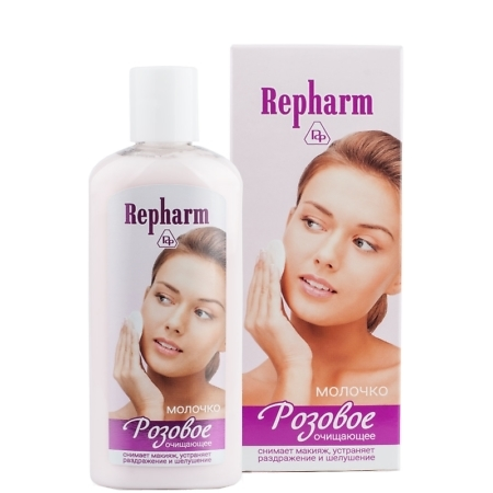 Repharm Rose Oil Cleansing Milk