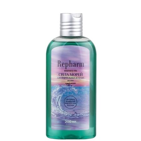 Repharm Sea Force Normal and Dry Hair Shampoo