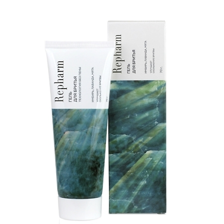 Repharm Shaving Gel with Essential Oils